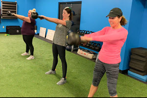 York Kettle Bell Training