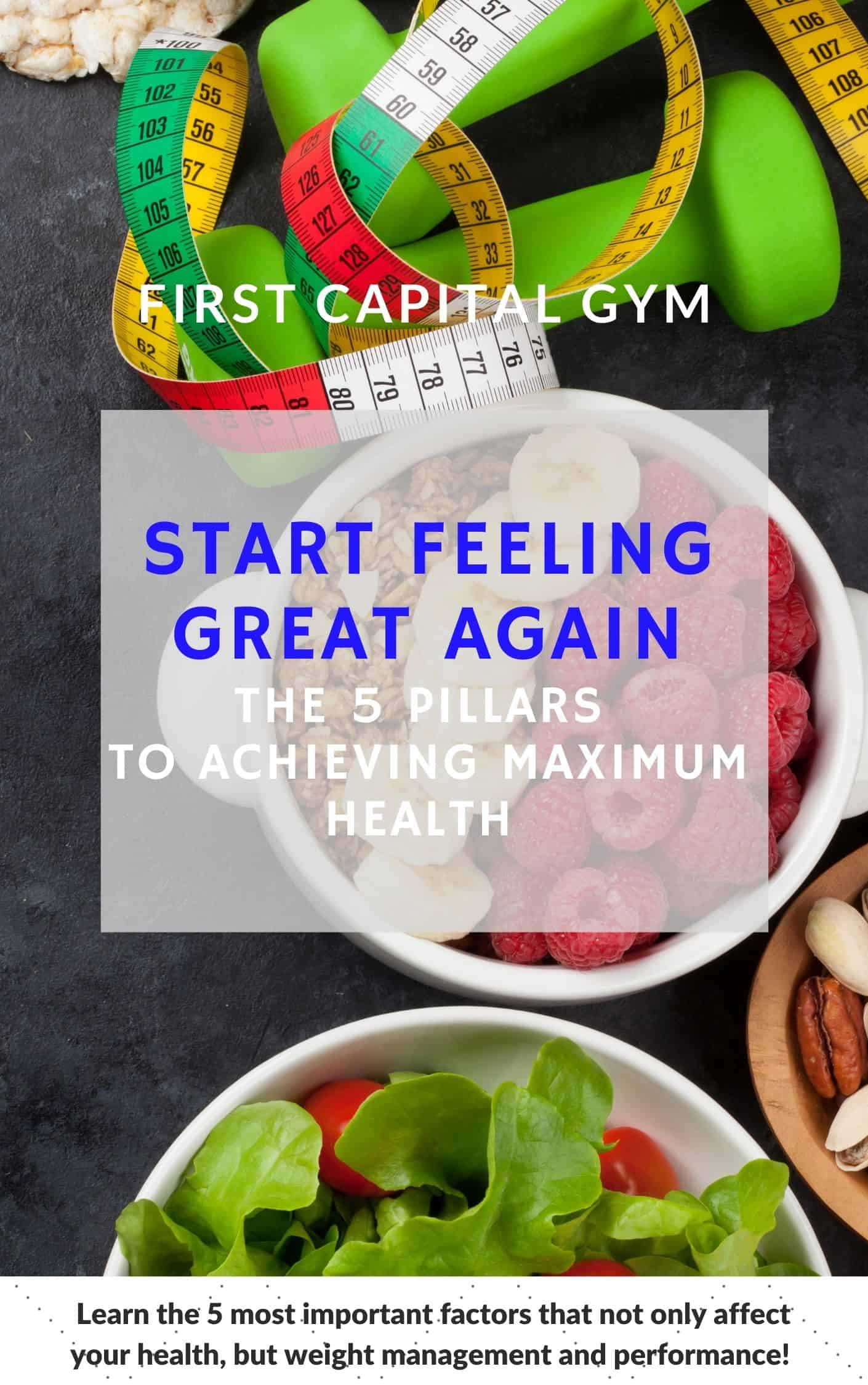 Start feeling great again ebook York Pa