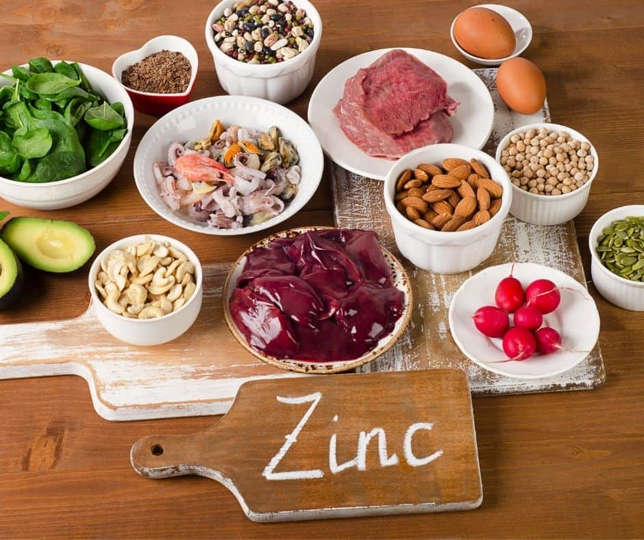 Here's A Little Information on Zinc